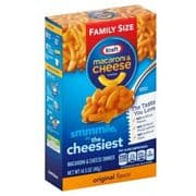 Kraft Macaroni & Cheese Family Size, American  (411g)