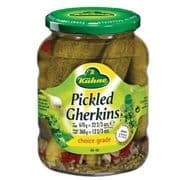 Kuhne Pickled Gherkins (German) - 670g