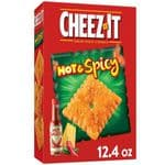 Large Cheez-It Hot & Spicy Crackers (351g, 12.4oz)