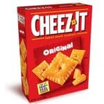 Large Cheez-It Original Crackers (351g, 12.4oz)