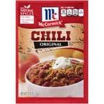 McCormick Chili Seasoning Mix (American)