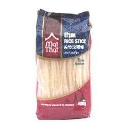 Pad Thai Rice Noodles, Narrow 400g | Stick | Buy Online | UK | Europe