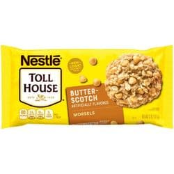 Butterscotch Morsels | Chips | Nestle | Toll House | Buy Online | American Ingredients | UK | Europe