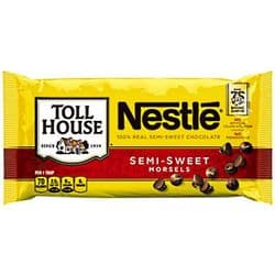 Toll House Semi-Sweet Morsels |  American | Nestle | Chocolate Chips | Buy Online | UK