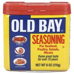 Old Bay Seasoning 170g | Buy Online | American | Authentic | Food | Ingredients | UK