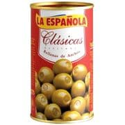 Olives stuffed with Anchovy (Spanish)