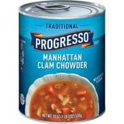 Progresso  Manhattan Clam Chowder (538g, 19oz)