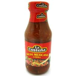 Red Mexican Salsa | Authentic | Homestyle | La Costena | Buy Online |  UK