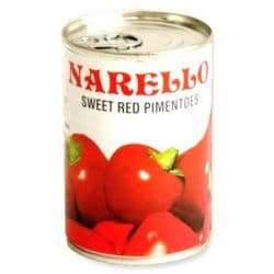 Red Pimento Peppers 390g | Whole | Spanish | Buy Online | UK