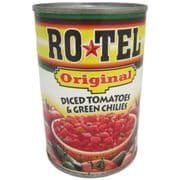 RO*TEL (Rotel) Original Diced Tomatoes & Green Chilies