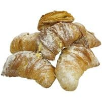 Chocolate Sfogliatine | Italian Pastries |  Chocolate Hazelnut Cream| Buy Online | UK