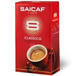 Saicaf Classico Coffee 250g | Ground | Buy Online | Italian | UK