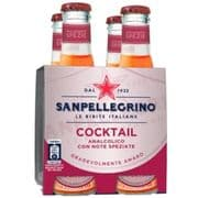San Pellegrino Cocktail - 4 bottles