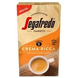 Segafredo Espresso Moka 250g | Buy Online | Italian Coffee | UK  | Europe