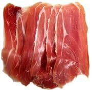 Serrano Ham from Girona, Sliced from 100g