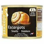 Snails (Escargots), Very Large (2 dozen)