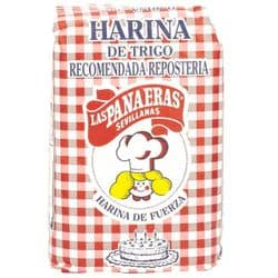 Las Panaeras Sevillanas Frying Flour 1kg | Harina Frituras | Spanish | Buy Online | UK | Europe