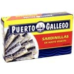 Spanish Sardinillas (Small Sardines) in Oil