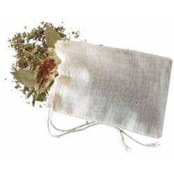 Cotton Spice Bags | Infusing | Pack of 4 | Buy Online |Herbs and Spices | UK | Europe