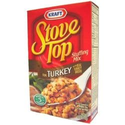 Stove-Top Turkey Stuffing Mix | American | Buy Online | UK | Europe