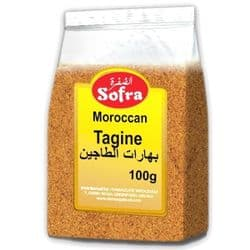 Tagine Spices 100g | Buy Online | Middle Eastern Ingredients | UK | Europe