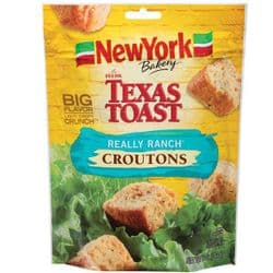 Texas Toast Real Ranch Croutons   American   Buy Online   UK