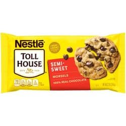 Toll House Semi-Sweet Morsels 12oz |  Chocolate Chips | American | Nestle | Chocolate Chips | Buy Online | UK