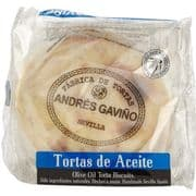 Torta de Aceite (Sweet Spanish Aniseed Biscuits)