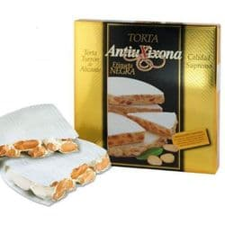 Torta Turron de Alicante | Almond | Spanish Nougat | Buy  Online | UK