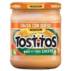 Tostitos Salsa Con Queso | Chilli Cheese Dip | Buy Online | American Food |  UK