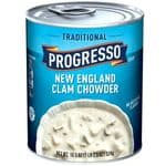 Traditional New England Clam Chowder, Progresso  (524g, 18.5oz)