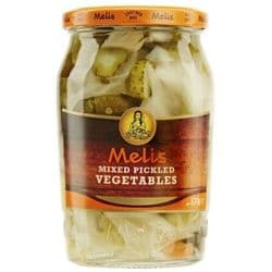 Mixed Pickles 670g | Turkish | Buy Online | Middle Eastern Food | UK | Europe