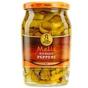 Turkish Pickled Hot Peppers (620g)