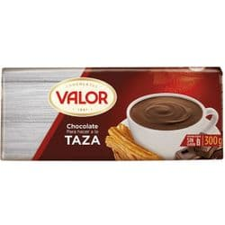 Chocolate a la Taza | Valor | Spanish Drinking Chocolate| Buy Online | UK | Europe
