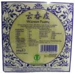 Wanton Pastry (Wonton Wrappers)