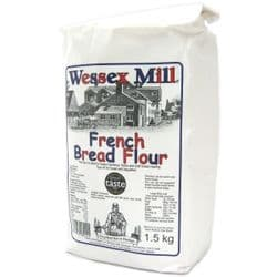 French Bread Flour 1.5kg   T65   Wessex Mill   Buy Online   Baking Ingredients   UK