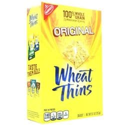 Wheat Thins | American | Crackers | Buy Online | Food & Ingredients | UK