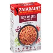 Zatarain's Red Beans & Rice