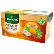 Zhourat Lebnaniah Tea with Cinnamon