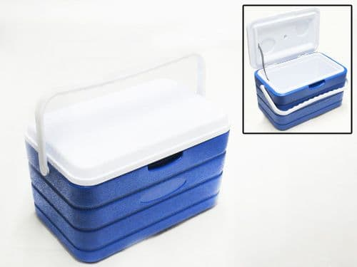10 Litre Heavy Duty Cooler Box - Camping Fishing Cool Picnic Storage