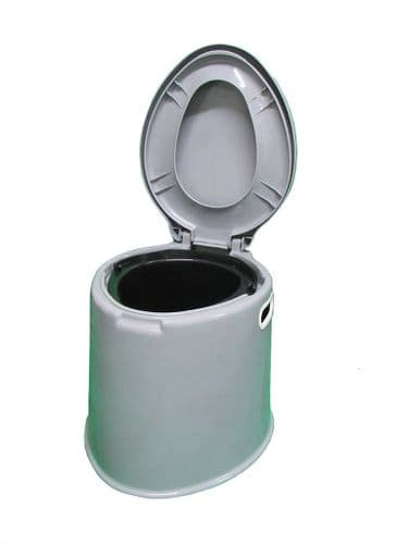 5 Litre Portable Outdoor Emergency Toilet - Suitable For Adults or Children