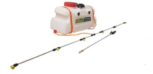 ATV Sprayer with Boom & Wand 50L (Quad Bike Weed Agriculture Fertilise Hand Lance)