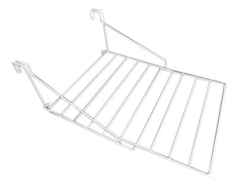 Folding Over Radiator Drying Airer - Clothes Laundry Rail Dryer