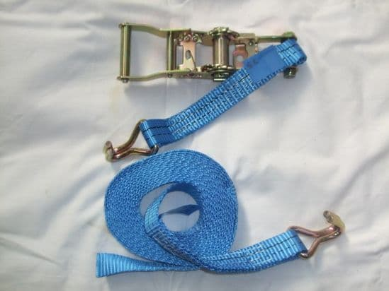Ratchet Lashing Straps & Fittings