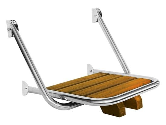 Wooden Teak Swimming Diving Platforms ( Swim Dive Paddle Bathing Paddling Boat Yacht Adjustable )